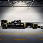 Renault RS16 - Renault Sport Formula One Team - F1 2016