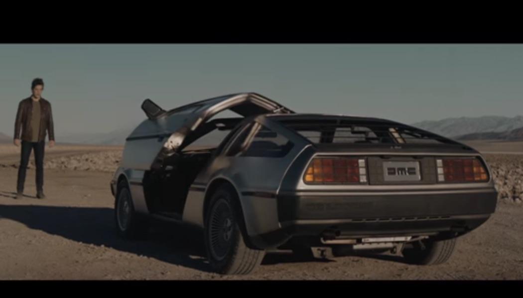 La pub qui te rappelle que la Delorean n'est pas une bonne voiture