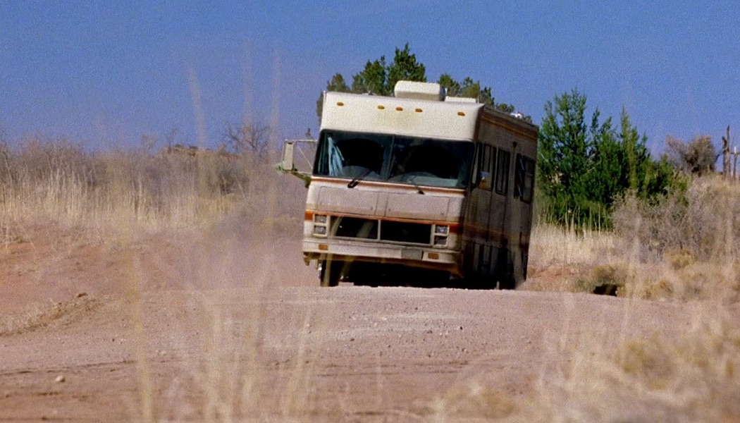 Le Breaking Bad Tour en Fleetwood Bounder