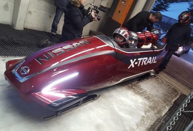 nissan-xtrail-bobsleigh-innsbruck