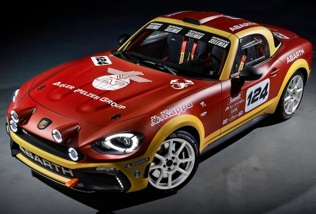 Fiat Abarth 124 Rally 2017