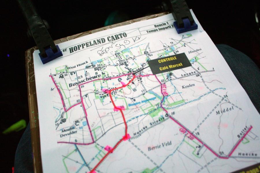 Hoppeland Rally Carto - MINI John Cooper Works - MINIHoppeland - 126
