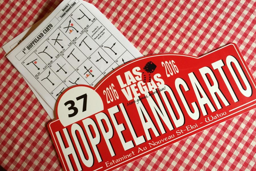 Hoppeland Rally Carto - MINI John Cooper Works - MINIHoppeland - 133