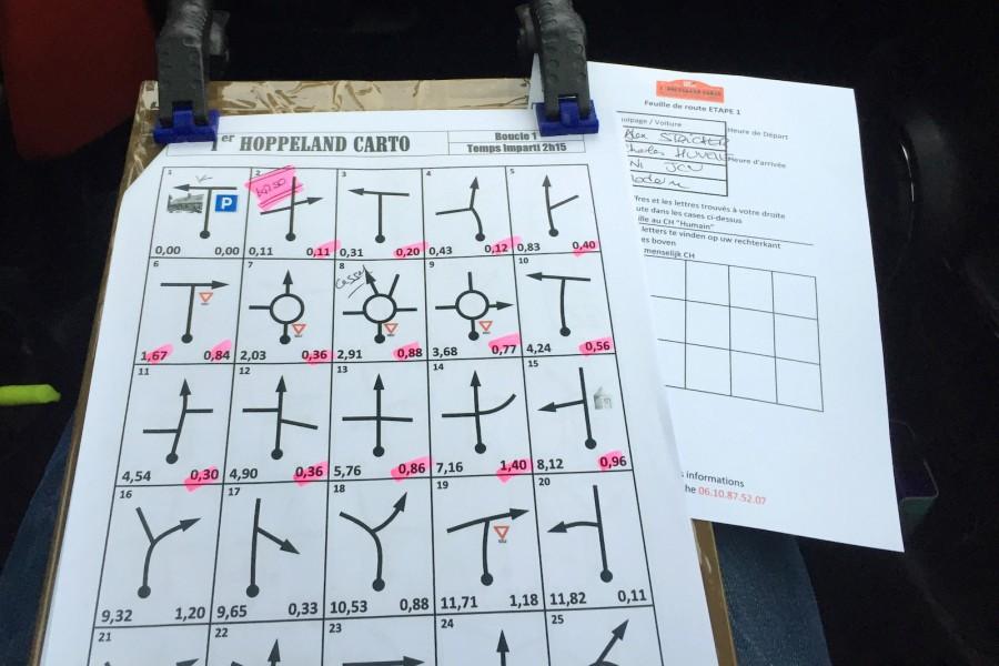 Hoppeland Rally Carto - MINI John Cooper Works - MINIHoppeland - 140