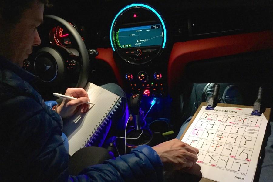 Hoppeland Rally Carto - MINI John Cooper Works - MINIHoppeland - 144