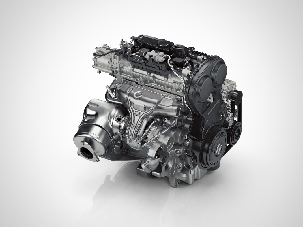 Volvo repasse aux moteurs 5 cylindres