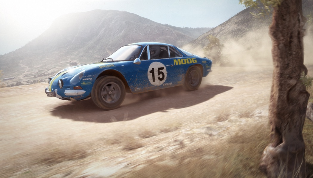 Gagnez DIRT Rally !