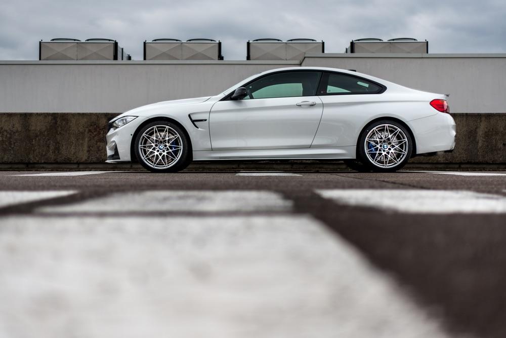 BMW M4 Coupé Tour Auto Edition: 5 exemplaires nur in Frankreich!