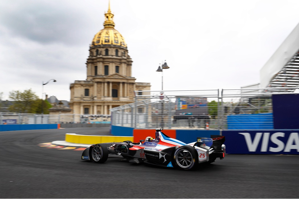 Le calendrier de rêve de la saison 3 de la Formula E!