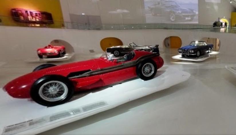 Visitez le Musée Enzo Ferrari !