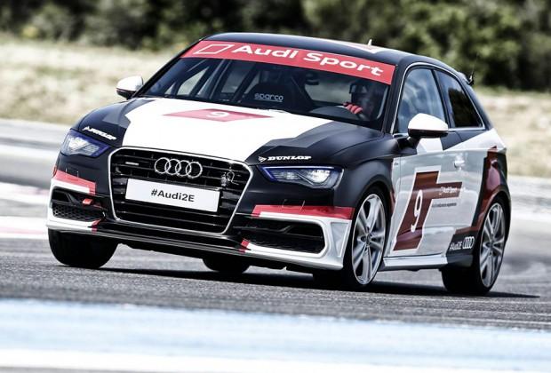 Audi Endurance Expérience 2016