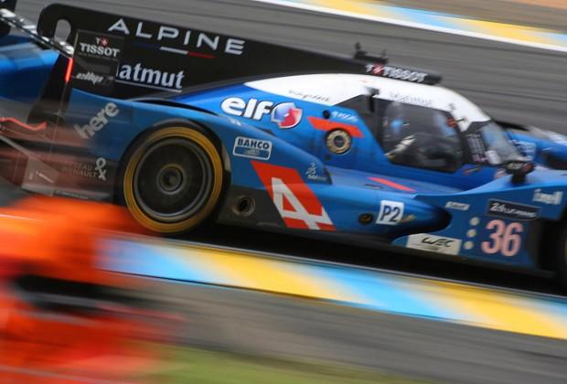 24 Heures du Mans 2016 - LeMans24 - 16 Alpine A460 LMP2