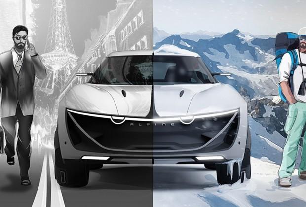 Alpine SUV
