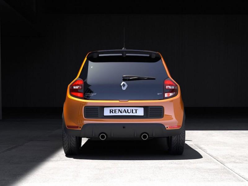 Renault Twingo GT 2016 - 2