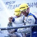 Team Signatech Alpine LMP2 2016 PODIUM Spa Nicolas Lapierre Dunlop.jpg