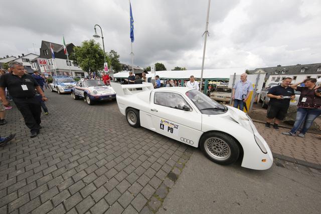 Audi Quattro Sport RS 002 groupe S FIA - 2
