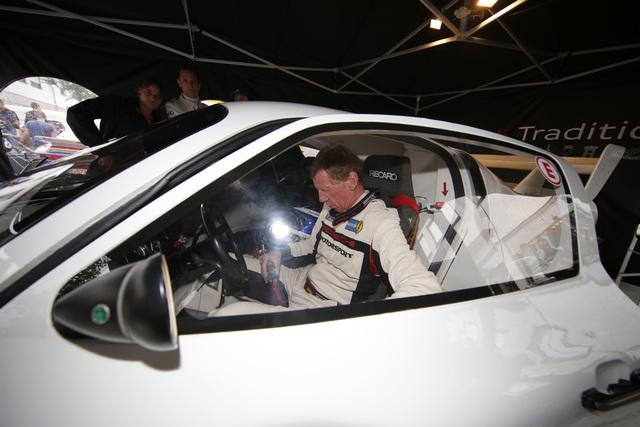 Audi Quattro Sport RS 002 groupe S FIA - 3