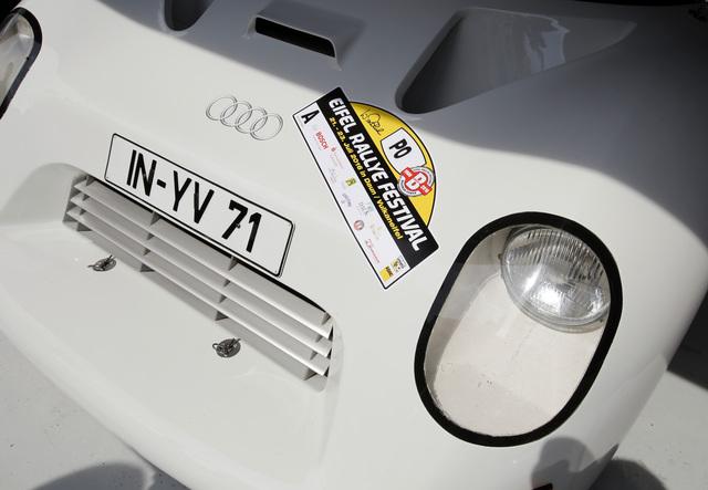 Audi Quattro Sport RS 002 groupe S FIA - 5