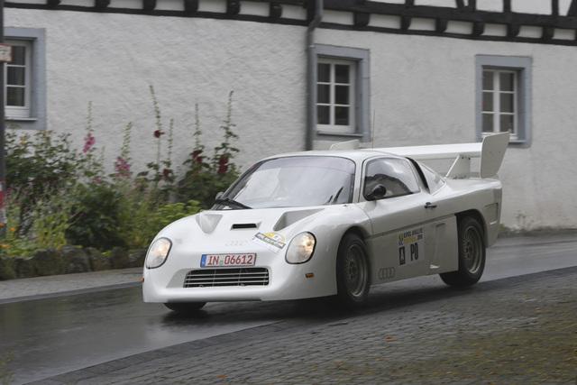 Audi Quattro Sport RS 002 groupe S FIA - 6