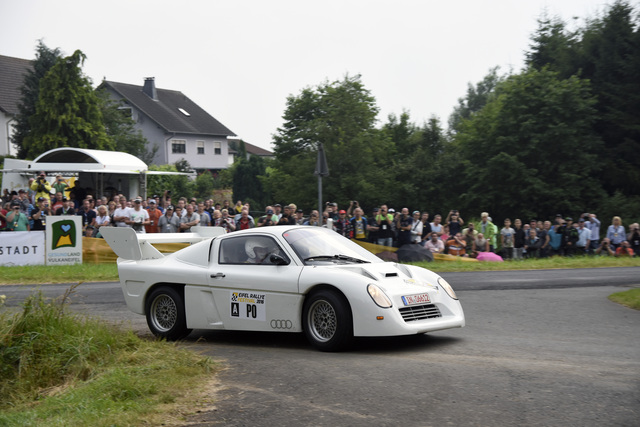 Audi Quattro Sport RS 002 groupe S FIA - 7