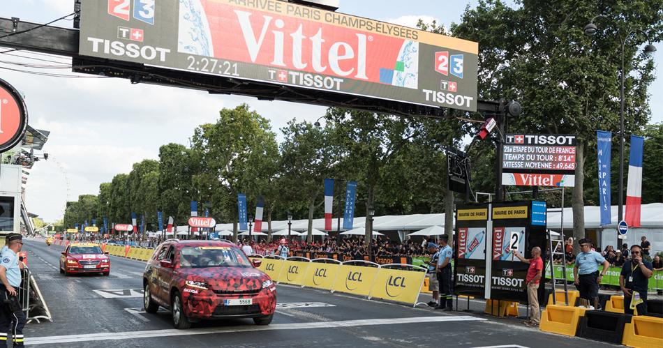 Škoda Kodiaq, des champs aux Champs