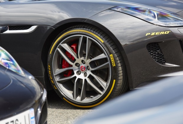 Pirelli - Introducing the new P-Zero - Reims - 26&27 mai 2016