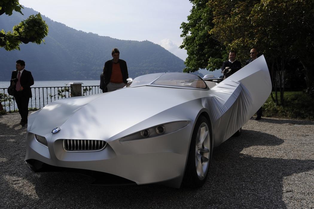 Impossible à déshabiller : BMW Gina