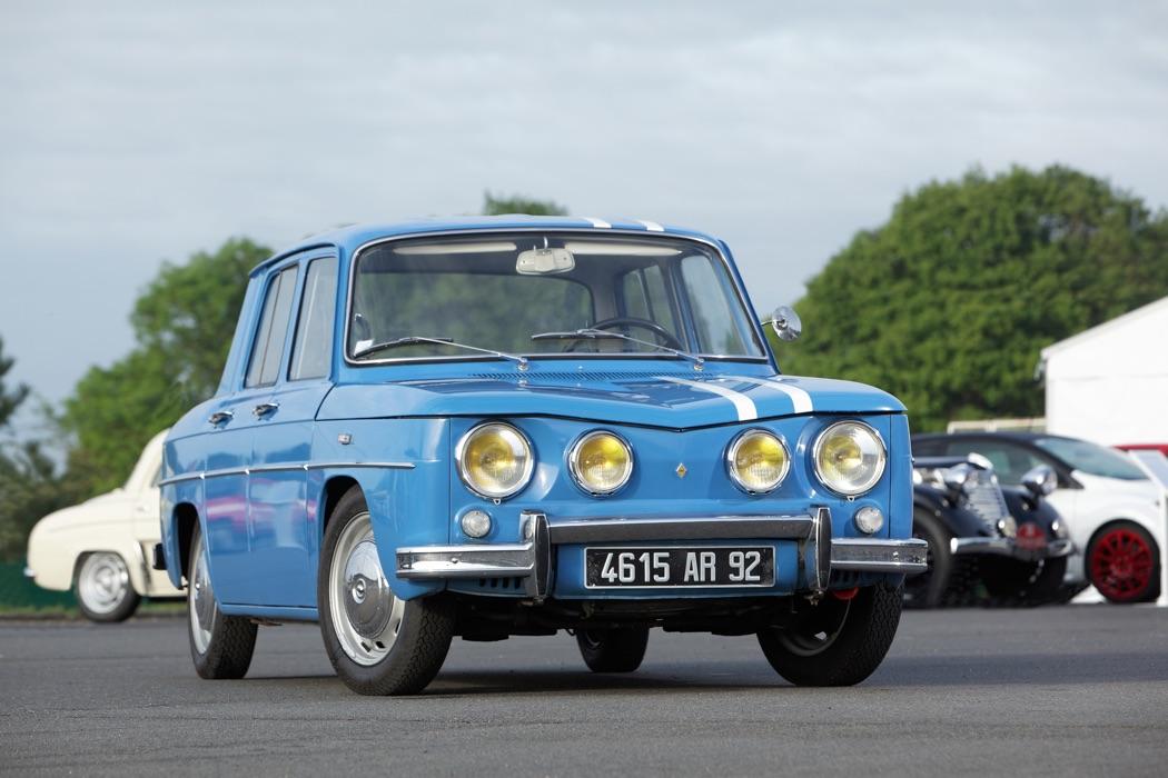 Essai Renault 8 Gordini: cours élémentaire