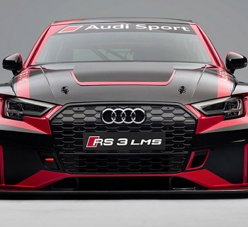 Audi RS 3 LMS TCR Series