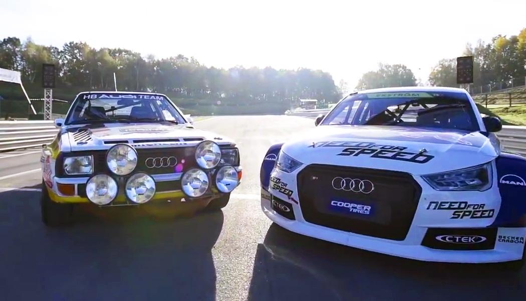 I am EKS  //  Mattias Ekström, Audi S1