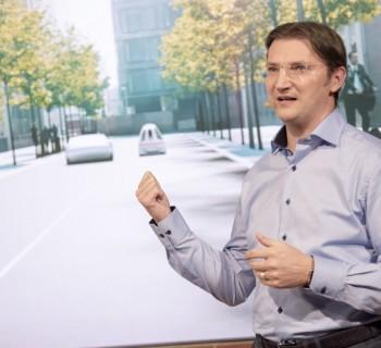 Vorabendveranstaltung der Volkswagen AG zum Genfer Automobilsalon 2016
