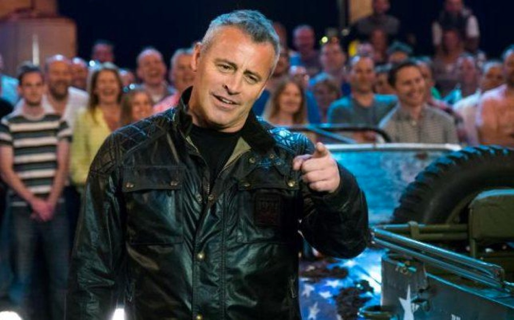 Top Gear UK reviendra en 2017