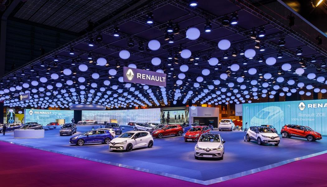 Le Mondial de l'Automobile se professionnalise