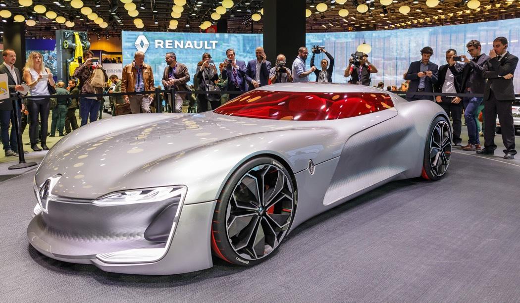 Mondial de l'Auto: Top 5 Concept