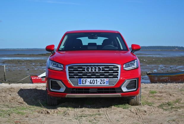 Audi Q2 essai