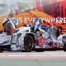 Hong Kong Art Week Art Car KCMG Oreca 05 LMP2