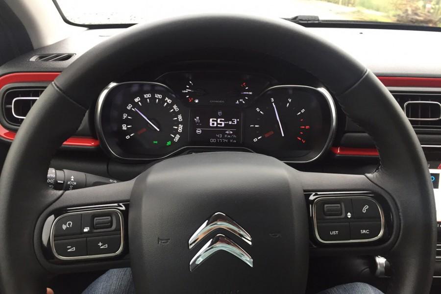 Nouvelle Citroen C3 2016 essai auto