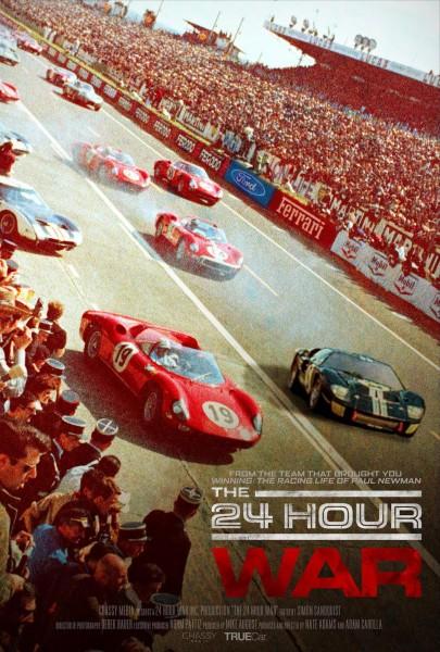 L'affiche de the 24 Hour War