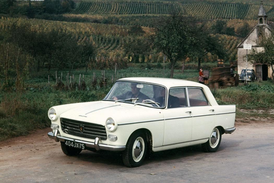 Auto Vintage: Peugeot 404
