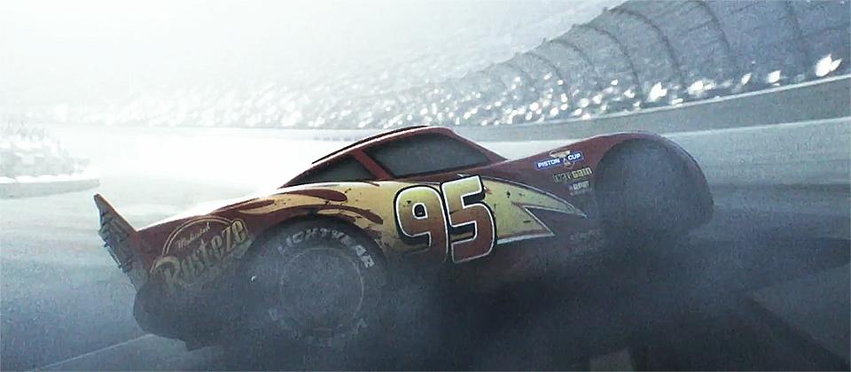 Arrêtez tout : le teaser de Cars 3 vient de paraître !