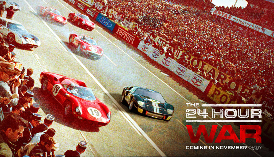 the 24 hour war 24 heures du mans ford ferrari