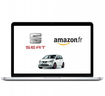 vente seat mii mango amazon digitalisation du point de vente