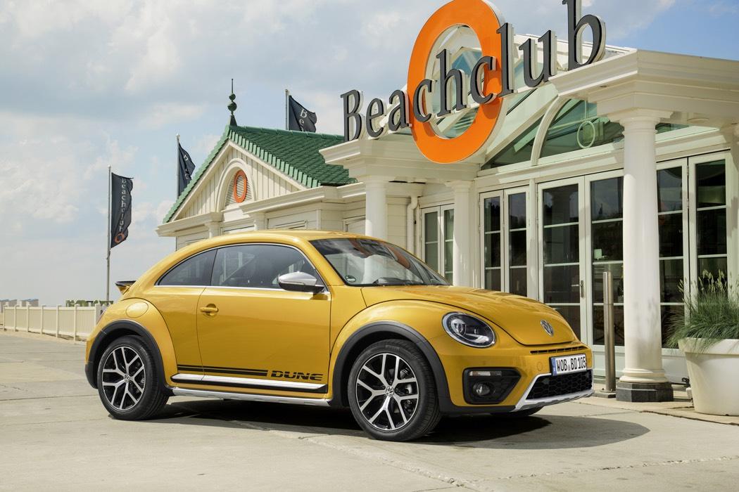 Essai Volkswagen Coccinelle: l'évidence