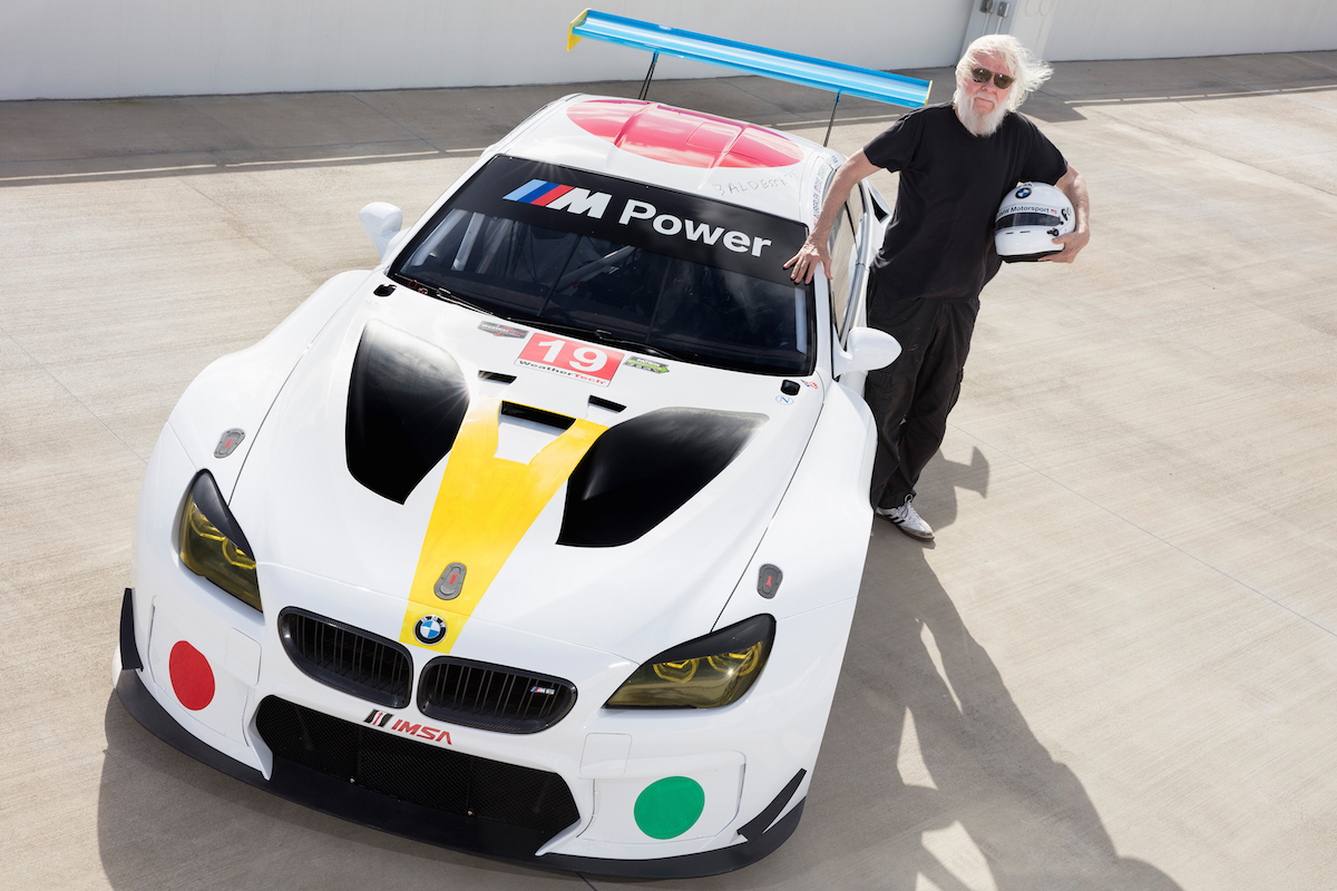 Une nouvelle Art Car BMW à l'occasion des Rolex 24 Hours of Daytona