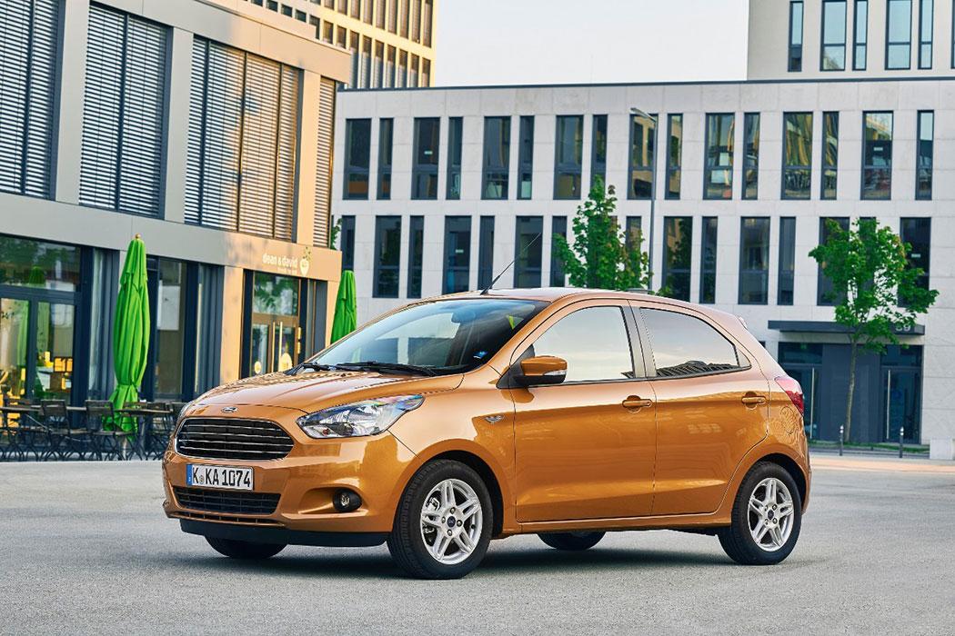 Essai Ford Ka+: la tentation Dacia