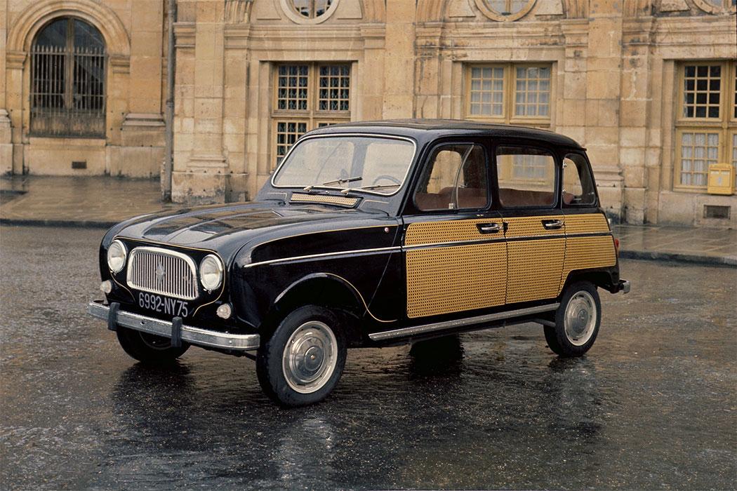 Auto Vintage: Renault 4 Parisienne