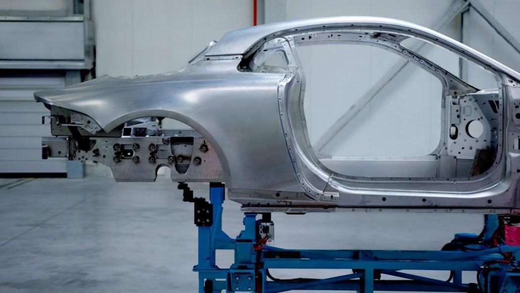 Alpine structure aluminium