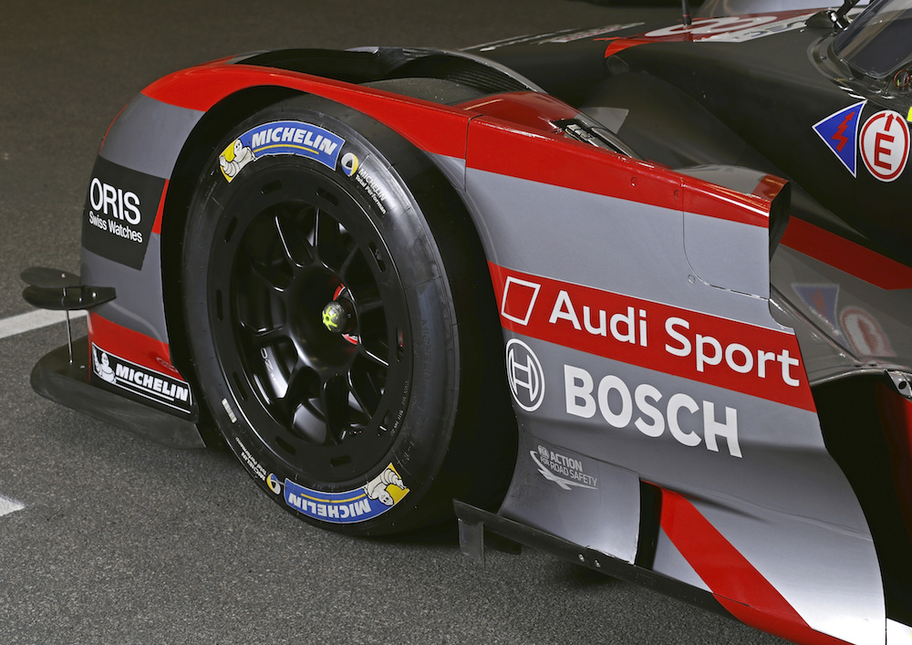 Audi R18 (2016)
