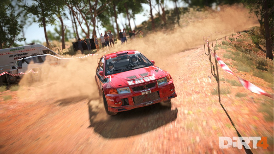 DIRT4 rally ps4 xbox pc jeu video colin mcrae rally - 01