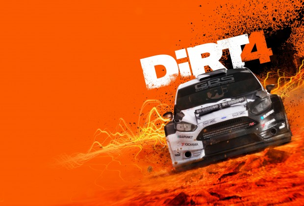 DIRT4 rally ps4 xbox pc jeu video colin mcrae rally